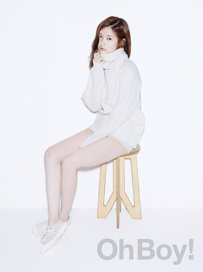 Jung So Min For OhBoy!'s August 2015 Issue