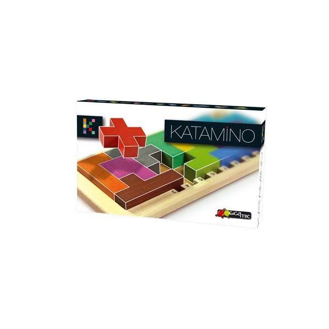 Katamino - logikai társasjáték 3 éves kortól - Gigamic