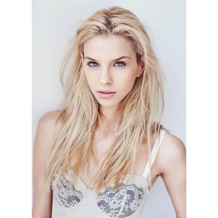 #beauty #blueeyes #blonde #fresh