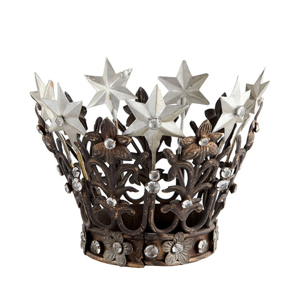 Use as a tree topper christmas decor pinterest for Christmas crown decoration