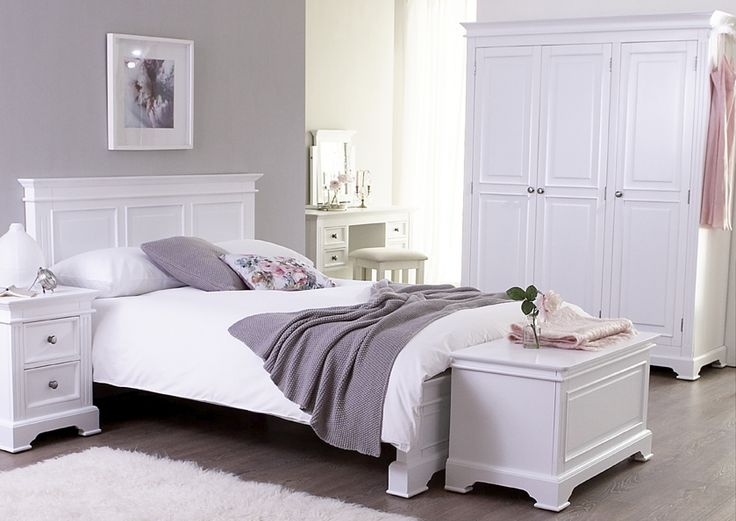 Find This Pin And More On Burford Antique White Painted Bedroom Furniture