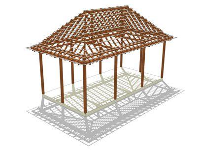 Limasan structure