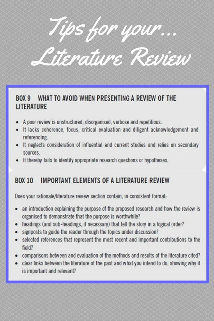 We Hope You Find These Tip On Literature Review Useful If Want More Info Take A Look At The Fre Dissertation Motivation Thesi Writing Academic Element Of