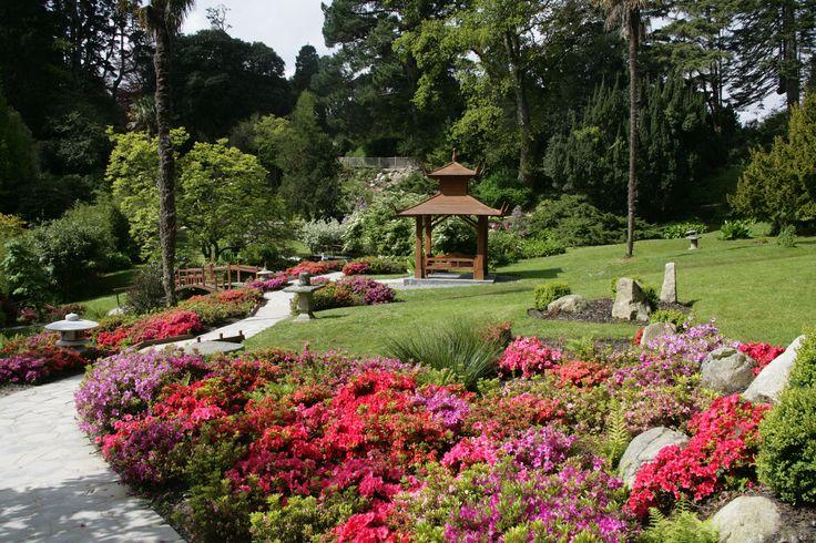 Secret Garden: The Stunningly Beautiful Japanese Garden In Powerscourt