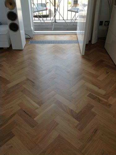Wood Flooring, Engineered Flooring, Parquet Woodblocks, Walnut Premier Parquet Block, 320 x 80 x 18 mm, Engineered Flooring, WLPW/320