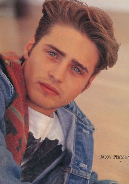 JASON PRIESTLEY pinup - TOMBSTONE COLDBLOODED ZTAMS - ZTAMS