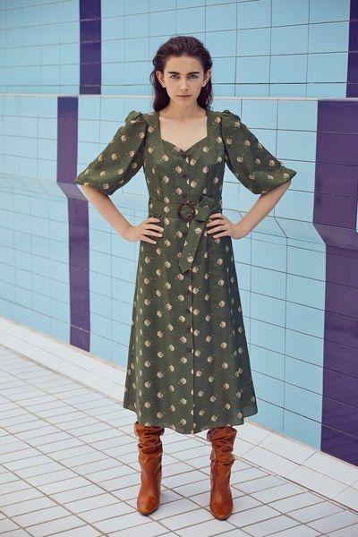 Alena Akhmadullina Resort 2020 Fashion Show