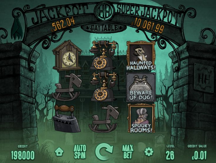 Haunted House Magnet Gaming - http://www.automaty-ruleta-zdarma.com/haunted-house-magnet-gaming-automat-online-zdarma/