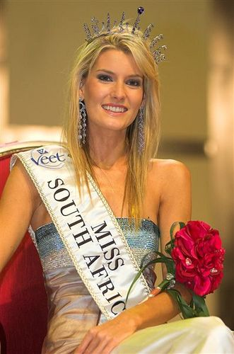 Miss SA - 2006 - Megan Coleman