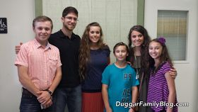 Duggar Family Blog: Updates Pictures Jim Bob Michelle Duggar Jill and Jessa Counting On 19 Kids TLC: Duggars in TN