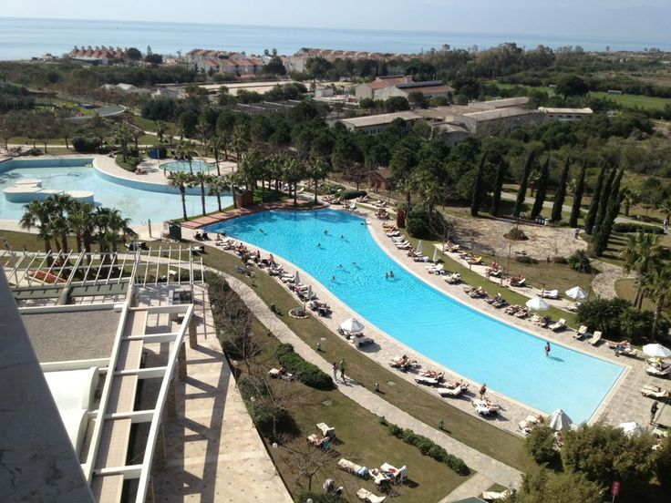 Barut Lara Resort in Kemerağzı