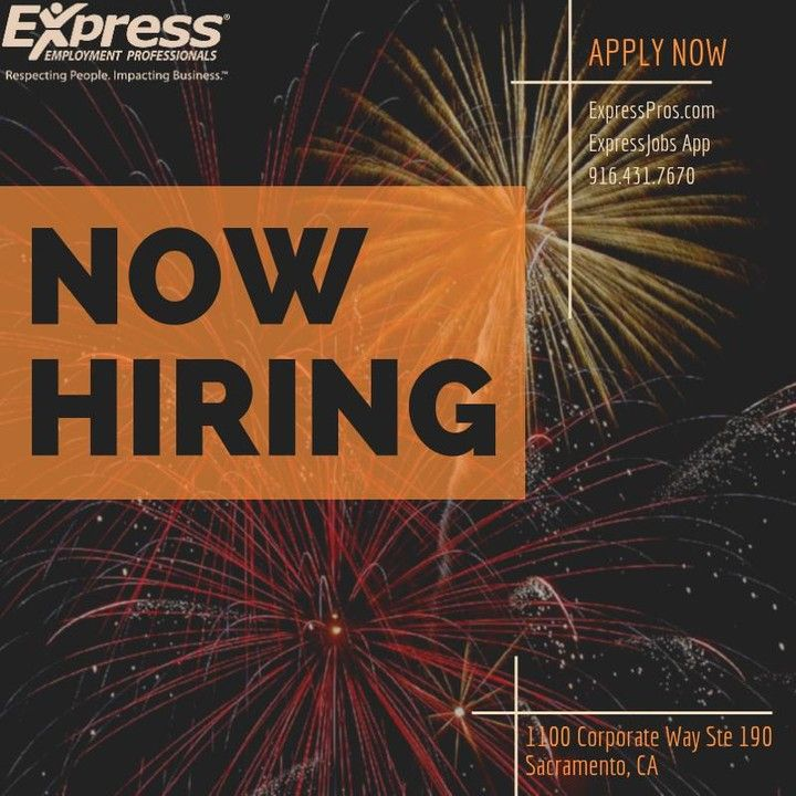 Visit Our Website For A List Of Positions Available Link In Bio