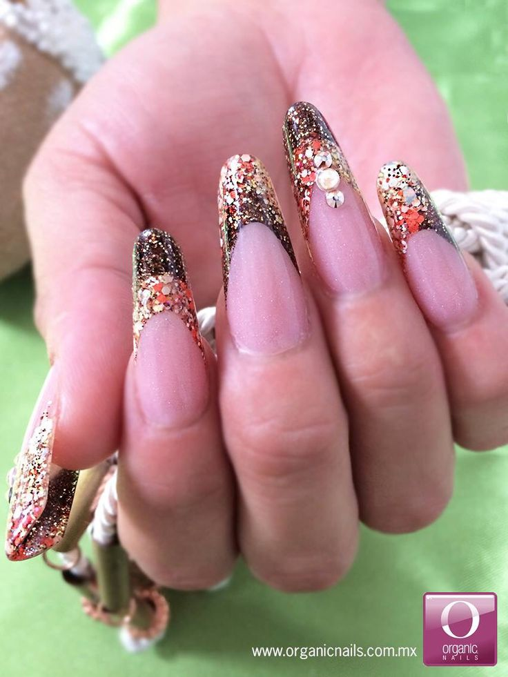 71 best organic nails images on pinterest organic nails organic nails da lo mejor prinsesfo Choice Image