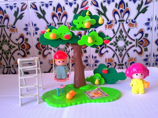 69-Arbol frutal Pin y Pon by MBEL, via Flickr
