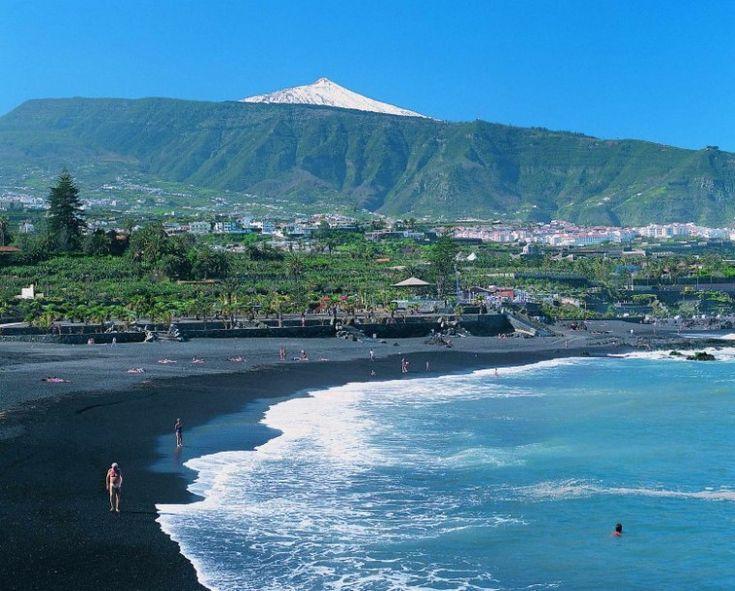 Puerto de la Cruz - #Tenerife