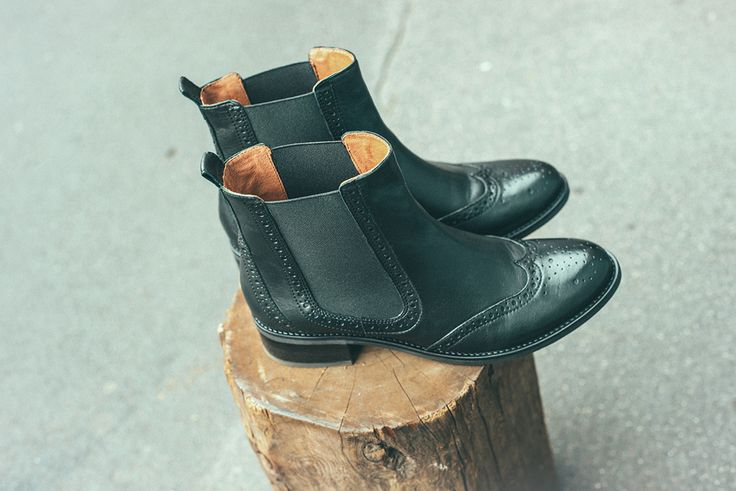 #british #black #boots for #winter #my_daily_style #carmenspadova