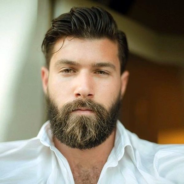 14+ Coiffure homme barbu inspiration