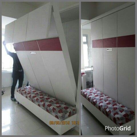 Bed Systems For Unit Apartmnt Studio Type Interior Design ArchitectureTypeBeddingBedsStudiosInteriors