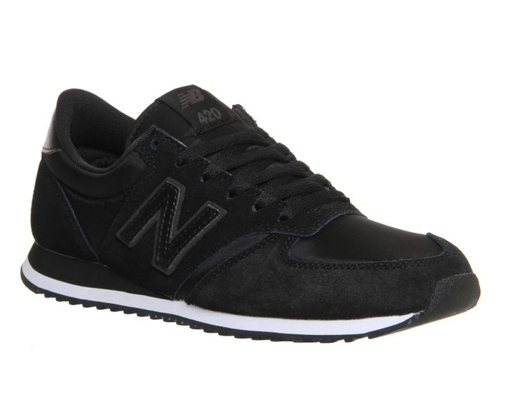New Balance U420 Black Black Exclusive - Unisex Sports