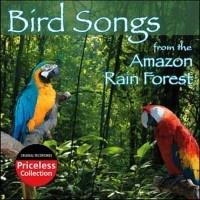 Bird songs from the Amazon Rainforest