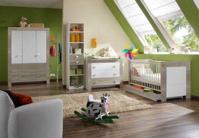 28 best chambre bébé images on Pinterest Child room, Montessori