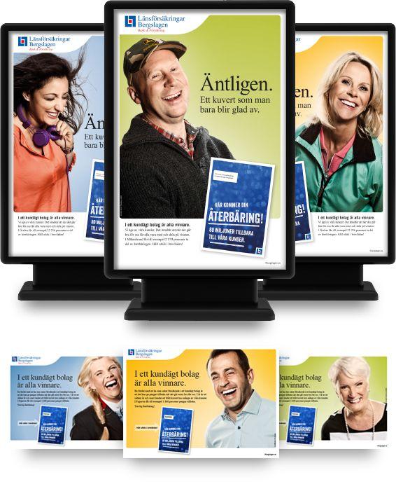 Länsförsäkringar Bergslagen  Adshells Radio TV Facebook