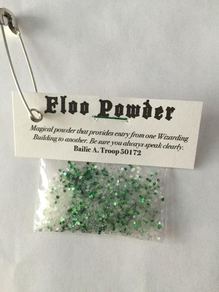 Harry Potter SWAP - Floo Powder