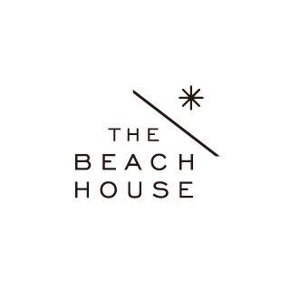 THE BEACH HOUSE のロゴマーク。 江の島にあるおしゃれな飲食店がはいっている商業施設です。 しかし、�