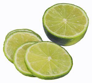 limes for sangria