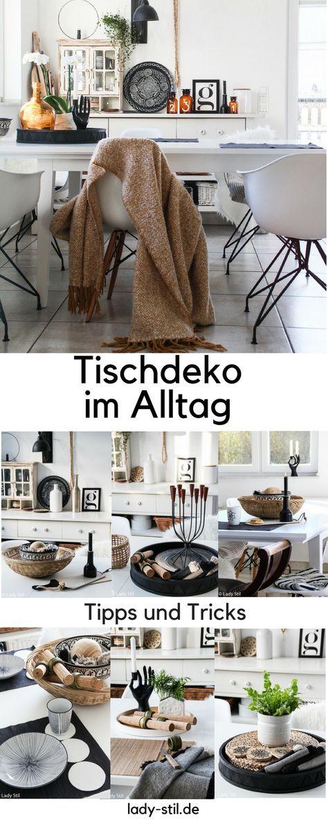 Der Neue Tischdekoration Im Alltag Diy Platzdeckchen Haushalt