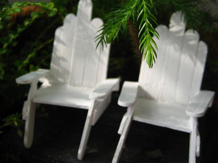 Gnome Garden: My Fairy Garden Projects