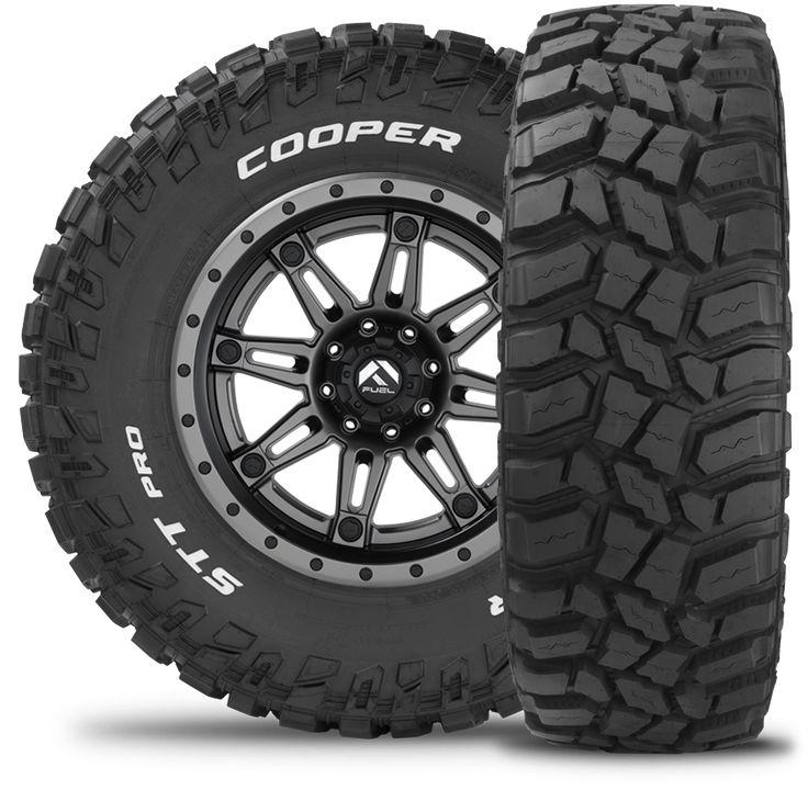 AUTO TYRES COOPER DISCOVERER STT PRO LT275/65R20 (126Q 90000023672)