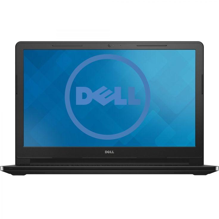"Laptop Dell Inspiron 3552 cu procesor Intel® Pentium® N3700 1.60Ghz, Braswell, 15.6"", 4GB, 500GB, Intel® HD Graphics, Ubuntu Linux 14.04 SP1, Black - eMAG.ro"