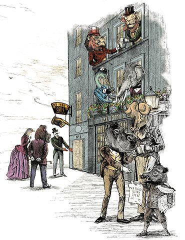 The London Gin Parlour of the eccentric British adventurer, Phileas J. Fogg, Esq. Enjoy the uniquely Victorian Gin Safari and G&Tea!