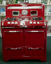 Stoves: O'Keefe & Merritt Retro Classic antique stoves examples