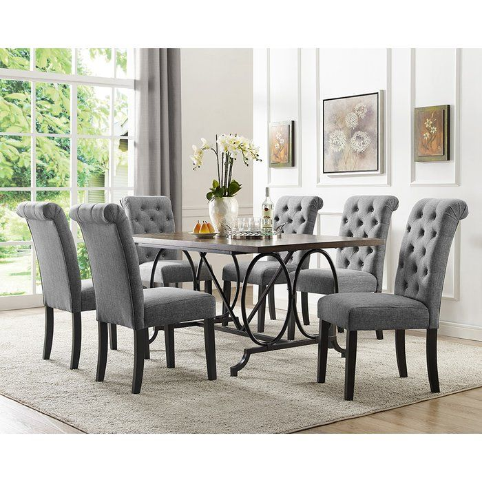 Niall 7 Piece Dining Set Cheap Living Room Sets Dining Room Sets Furniture
