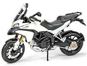 Maisto 1/12 Ducati Multistrada 1200s Diecast Model Kit - M39188 - £11.69