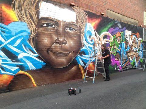 Back Alley Gallery Lismore NSW Australia