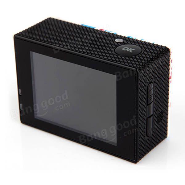 COTUO CS96 4K Novatek 96660 HD WiFi 1080P 20MP Waterproof Sport Action Camera Sale - Banggood.com