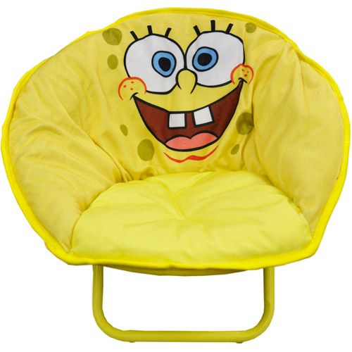 Nickelodeon   Spongebob SquarePants Mini Saucer Chair