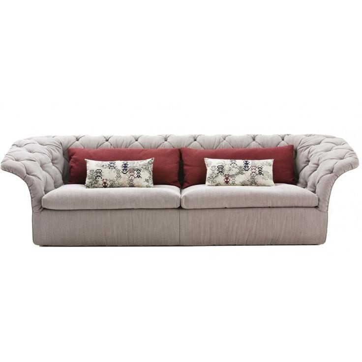 Sofa Moroso Bohemian design Patricia Urquiola