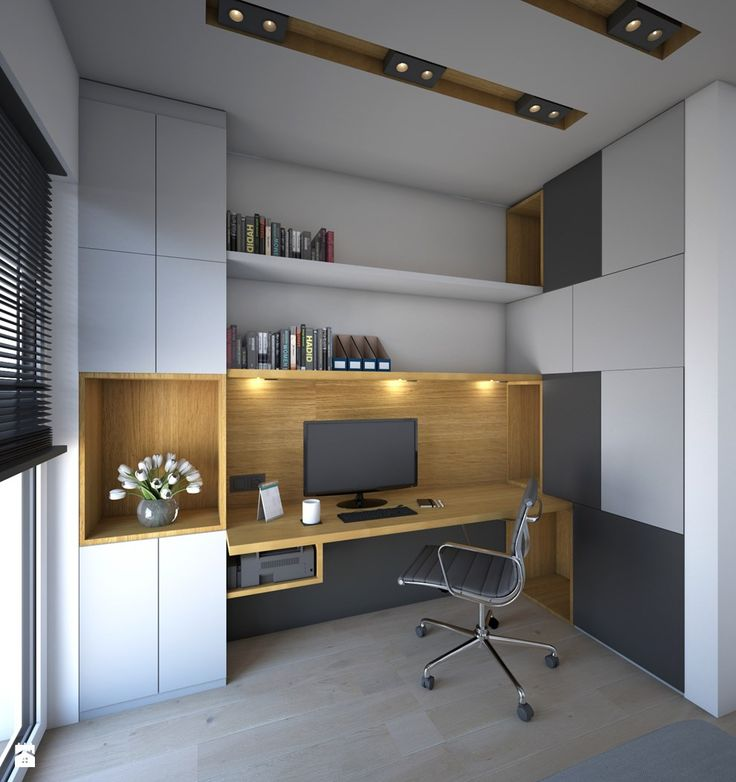 Biuro styl Nowoczesny - zdjęcie od Schemat - Biuro - Styl Nowoczesny - Schemat