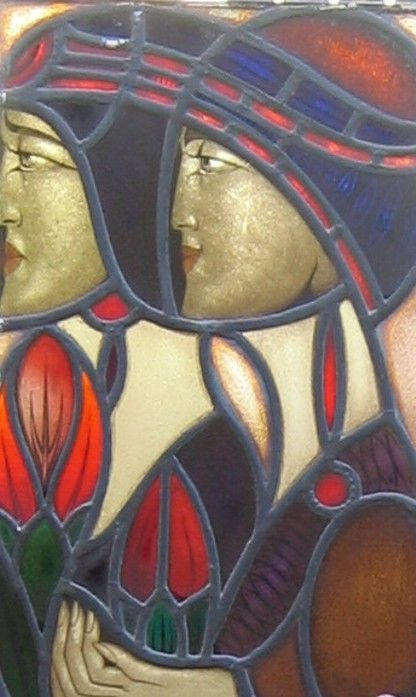Chris Lebeau stained glass