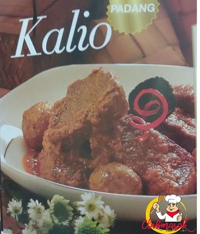Resep Masakan Kalio, Menu Makanan Sehat, Club Masak