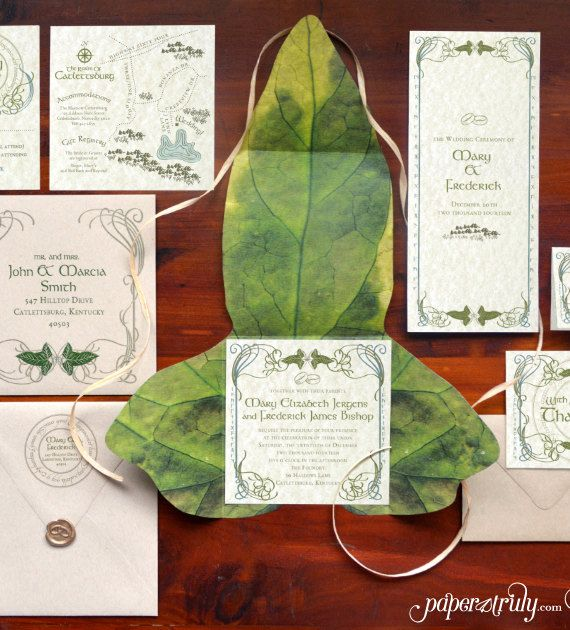 Hey, I found this really awesome Etsy listing at https://www.etsy.com/nz/listing/179978791/tolkien-invitation-suite-sample-only