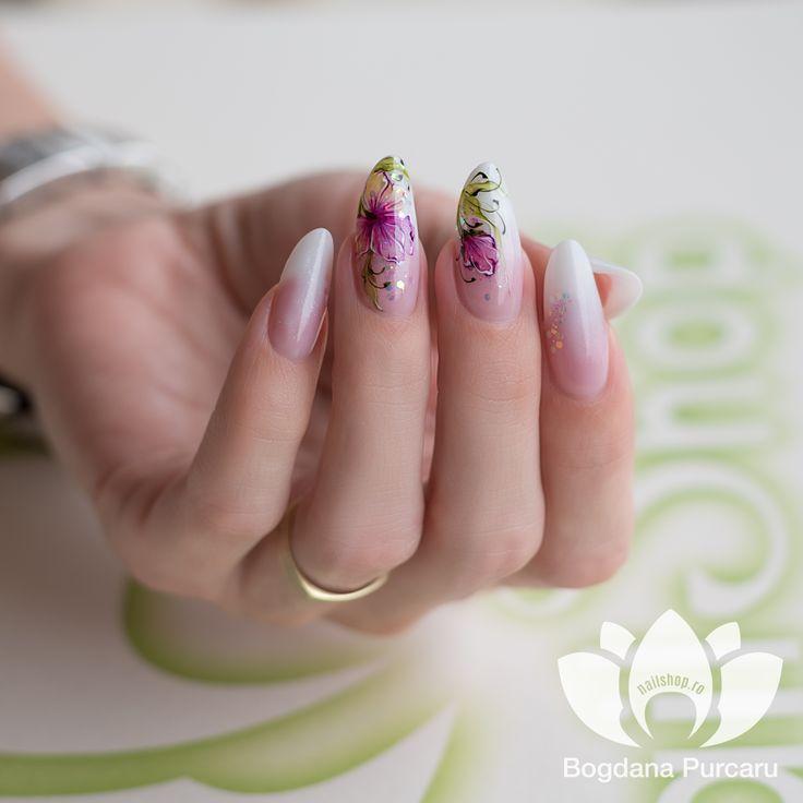 #baby #boomer #spring #nails