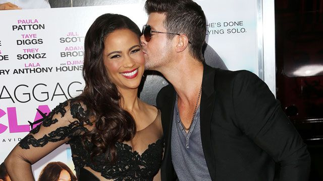 Robin Thicke Explains Paula Patton Split: 'Cheating Is Not Why We ...