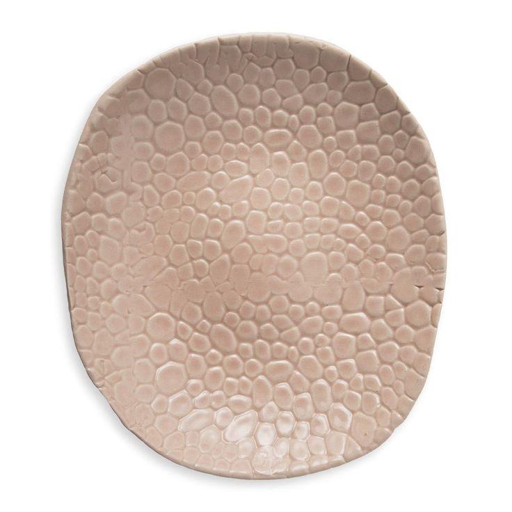 Artisan Embossed Platter