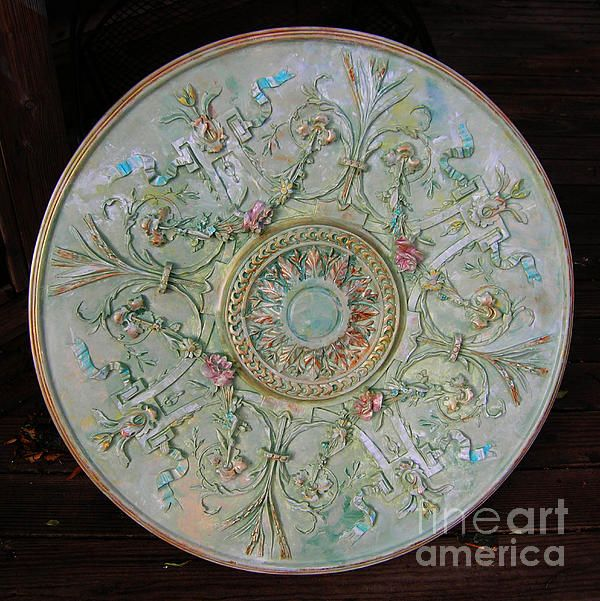 Get 20 Ceiling medallion art ideas on Pinterest without signing