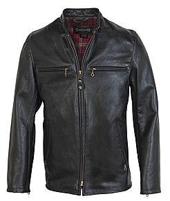 Schott 660 leather jacket